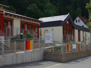 Kindertagesstätte Gebäude